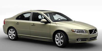 2007 VOLVO S80 6-Speed AT 32L I6 Front whee 6-Speed AT 32L I6 Front wheel drive Front recl