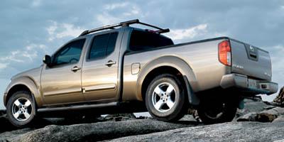 2007 NISSAN FRONTIER 2WD CREW CAB LWB LATE 40L V6 Cylinder Engine Rear Wheel Drive Driver Vani