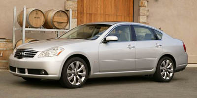 2007 INFINITI M35 5-speed at 35l v6 cylinder en 5-speed at 35l v6 cylinder engine rear wheel