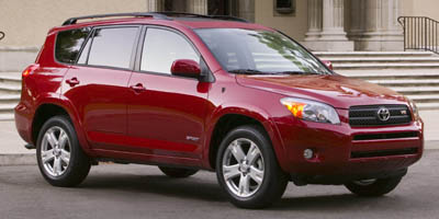 2007 TOYOTA RAV4 4-Speed Automatic 24L 4-Cylind 4-Speed Automatic 24L 4-Cylinder DOHC Front Wh