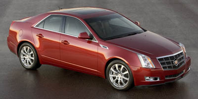 2008 CADILLAC CTS SEDAN W1SA Manual 36L V6 Cylinder Engine Auto-Dimming Rearview Mirror Drive