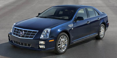 2008 CADILLAC STS 6-speed at 46l 8 cylinder eng 6-speed at 46l 8 cylinder engine bucket seat