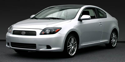 2008 SCION TC Automatic 24L 4 Cylinder Engin Automatic 24L 4 Cylinder Engine Front Wheel Drive