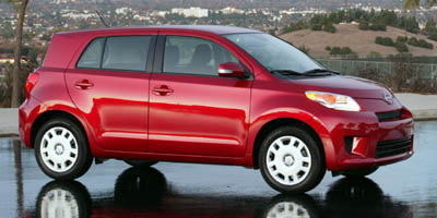 Picture of a 2008 Scion xD Hatchback