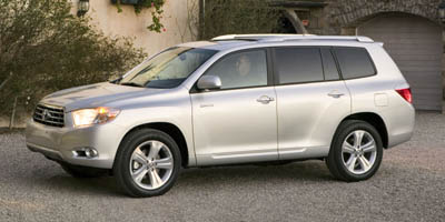 2008 TOYOTA HIGHLANDER FWD 5-Speed AT 35L V6 Cylinder Engine Front Wheel Drive 3rd Row Seat