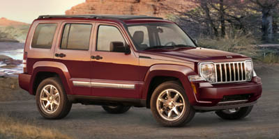 2008 JEEP LIBERTY RWD LIMITED 4-Speed AT 37L V6 Cylinder Engine Rear Wheel Drive Auto-Dimming