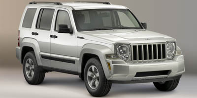 2008 JEEP LIBERTY automatic 37l v6 command-trac automatic 37l v6 command-trac ii part-time 4w