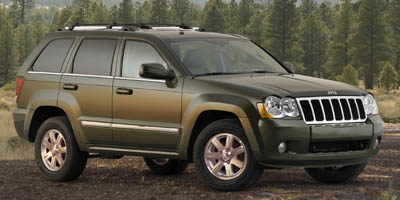 2008 JEEP GRAND CHEROKEE 5-Speed Automatic HEMI 57L V8 5-Speed Automatic HEMI 57L V8 Multi Disp
