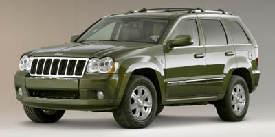 2008 JEEP GRAND CHEROKEE 4WD LAREDO 5-Speed AT 37l v6 Quadra-Trac I full-time 4WD system Pwr