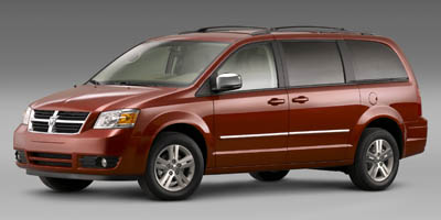 2008 DODGE GRAND CARAVAN 4-Speed AT 33L V6 Cylinder En 4-Speed AT 33L V6 Cylinder Engine Fro
