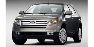 2008 FORD EDGE LIMITED FWD 6-Speed AT 35L V6 Cylinder Engine Front Wheel Drive Auto-Dimming R