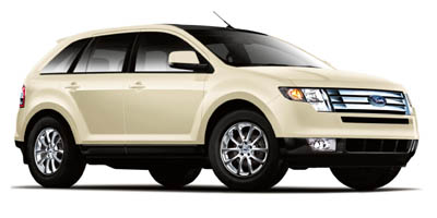 2008 FORD EDGE SE FWD 6-Speed AT 35L V6 Cylinder Engine Front Wheel Drive Cruise Control Driv