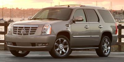 2008 CADILLAC ESCALADE AWD 6-speed at vortec 62l variable valve timing v8 sfi 403 hp 3005 kw