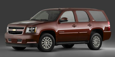 2008: Chevrolet, Tahoe Hybrid