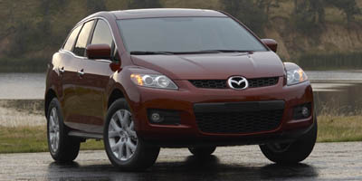 2008 MAZDA CX-7 TOURING 6-Speed AT 23L 4 Cylinder Engine Cruise Control Driver Vanity Mirror