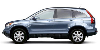 2008 HONDA CR-V 5-Speed AT 24L 4 Cylinder Eng 5-Speed AT 24L 4 Cylinder Engine Four Wheel Dr