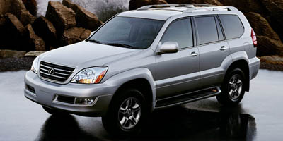 2008 LEXUS GX 470 5-Speed Automatic Electronic wit 5-Speed Automatic Electronic with Overdrive 47