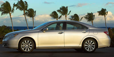 2008 LEXUS ES 350 6-Speed AT 35L DOHC SFI 24-va 6-Speed AT 35L DOHC SFI 24-valve V6 inc dual