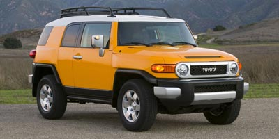 2008 TOYOTA FJ CRUISER 5-Speed Automatic 40L V6 DOHC 5-Speed Automatic 40L V6 DOHC VVT-i 24V F