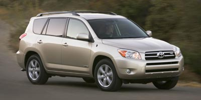 2008 TOYOTA RAV4 FWD 4-CYL 4-SPEED AT 4-Speed AT 24L 4 Cylinder Engine Front Wheel Drive Crui