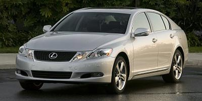 2008 LEXUS GS 350 SEDAN RWD 6-Speed AT 35L DOHC 24-valve DI V6 wdual continuously variable val