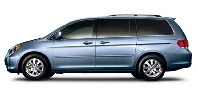 2008 HONDA ODYSSEY 5-Speed AT 35L V6 Cylinder En 5-Speed AT 35L V6 Cylinder Engine Front Whe