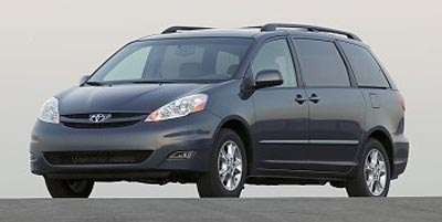 2008 TOYOTA SIENNA 5-Speed AT 35L V6 Cylinder En 5-Speed AT 35L V6 Cylinder Engine Front Whe