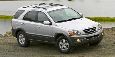 2008 KIA SORENTO 5-Speed AT 33L V6 Cylinder En 5-Speed AT 33L V6 Cylinder Engine Rear Wheel