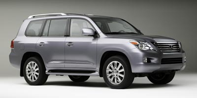 2008 LEXUS LX 570 6-Speed AT 57L DOHC 32-valve 6-Speed AT 57L DOHC 32-valve V8 wdual variabl