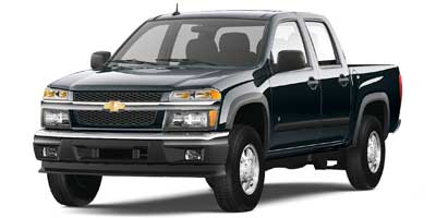 2008 CHEVROLET COLORADO 4-Speed AT 29l dohc 4-cylinde 4-Speed AT 29l dohc 4-cylinder mfi 185