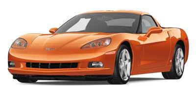 2008: Chevrolet, Corvette