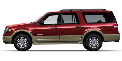2008 FORD EXPEDITION EL 2WD 6-Speed AT 54L 8 Cylinder Engine Rear Wheel Drive Auto-Dimming Re