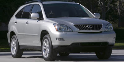 2008 LEXUS RX 350 5-Speed Automatic with Overdrive 5-Speed Automatic with Overdrive 35L V6 SPI A