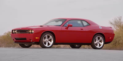 2009 DODGE CHALLENGER COUPE RT 57L 8 Cylinder Engine Rear wheel drive 8-way pwr driver seat D
