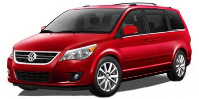 2009 VOLKSWAGEN ROUTAN 6-Speed Automatic 38L V6 Fron 6-Speed Automatic 38L V6 Front Wheel Dri
