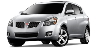 2009 PONTIAC VIBE 5-Speed Manual 24l variable va 5-Speed Manual 24l variable valve timing intel