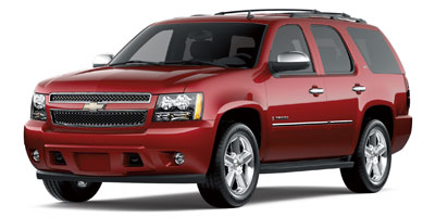 2009 CHEVROLET TAHOE 2-WHEEL DRIVE LTZ 6-Speed Automatic Electronically Controlled With OD And Tow