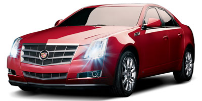 2009 CADILLAC CTS 36L - DIRECT INJECTION 36l variable valve timing v6 di direct injection Drive