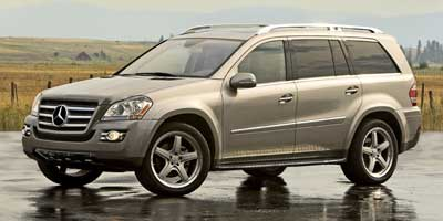 2009 MERCEDES-BENZ GL550 7-Speed AT 55L DOHC 32-valve 7-Speed AT 55L DOHC 32-valve V8 4-whee