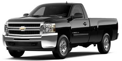 2009 Chevrolet Silverado 2500HD Regular Cab Long Box 2-Wheel Drive LT