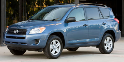 2009 Toyota RAV4 4WD 4dr 4-cyl 4-Spd AT Ltd (Natl) 4x4 SUV
