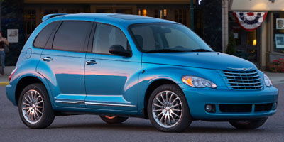 2009 CHRYSLER PT CRUISER 4-Speed Automatic VLP 24L 4-Cy 4-Speed Automatic VLP 24L 4-Cylinder SM