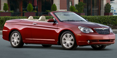2009 CHRYSLER SEBRING 4-Speed Automatic VLP 27L V6 M 4-Speed Automatic VLP 27L V6 MPI DOHC 24V