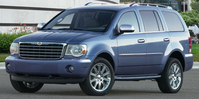 2009 CHRYSLER ASPEN RWD LIMITED 5-Speed AT 47L 8 Cylinder Engine Rear Wheel Drive Cruise Cont