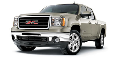 2009 GMC SIERRA 1500 HYBRID 2WD CREW CAB 1435 4-Speed AT 60L 8 Cylinder Engine Rear Wheel Dri