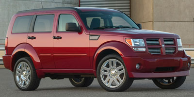 2009 DODGE NITRO 2WD SE 4-Speed AT 37L V6 Cylinder Engine Rear Wheel Drive AMFM Stereo Auxi