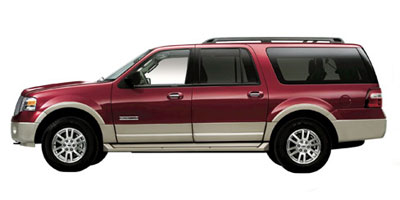 2009 FORD EXPEDITION EL 6-Speed AT 54L 8 Cylinder Eng 6-Speed AT 54L 8 Cylinder Engine Four
