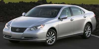 2009 LEXUS ES 350 6-speed automatic electronically 6-speed automatic electronically controlled 35