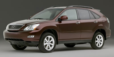 2009 LEXUS RX 350 5-Speed AT 35L DOHC SFI 24-va 5-Speed AT 35L DOHC SFI 24-valve V6 -inc dua