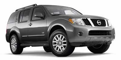 2009 NISSAN PATHFINDER 5-Speed Automatic with Overdrive 5-Speed Automatic with Overdrive 40L V6 D